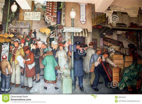 coit tower murals www pixshark com images galleries