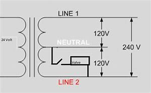35 240 To 24 Volt Transformer Wiring Diagram