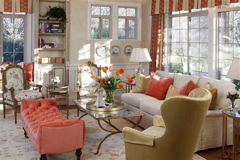 coral color pillows vogue sacramento traditional living room decorating ideas with built
