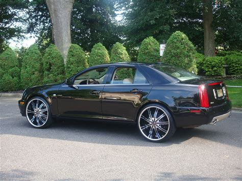 brianantlee  cadillac sts specs  modification