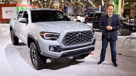 Best Mid Size Truck To Buy by Is The 2020 Toyota Tacoma Trd Still The Midsize Truck To