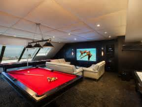 Man Cave Room Ideas