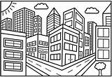 Coloring Pages Perspective Bestcoloringpagesforkids Printable Sheets Easy Toddler Books Christmas Urbano Dibujo sketch template