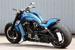 Harley V Rod : racing caf harley vrscaw v rod 2007 zio by bad land ~ Maxctalentgroup.com Avis de Voitures