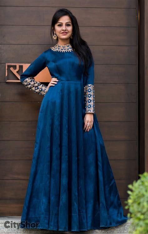 An elegant Evening gown by Studio R by Ratnakar   Evening ...