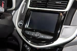 2017 Chevy Sonic Hatchback Interior