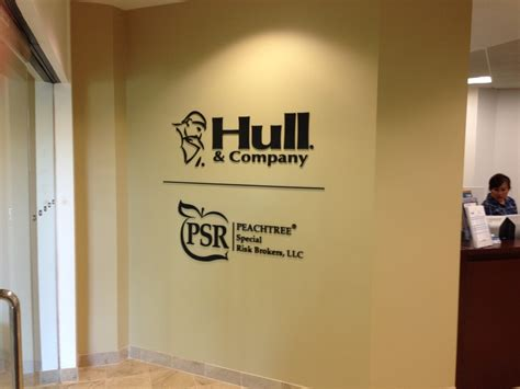 office lobby signs wall logo signs buena park