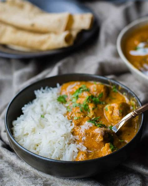 fuss instant pot authentic indian butter chicken recipe