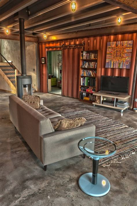 shipping container home interiors shipping container house in colorado