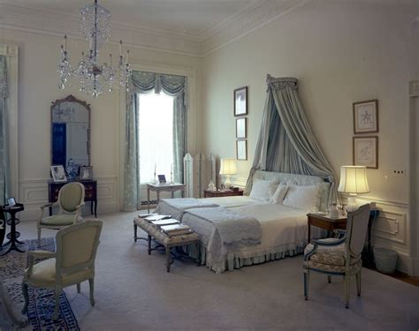 White House Rooms Vermeil Room, State Dining Room, Red