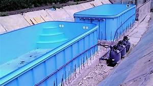 Plastové bazény sety