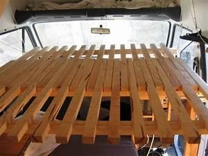 Nombre De Lattes Pour Un Sommier : le trafic am nag d 39 olivier collonge construction lit haut ~ Melissatoandfro.com Idées de Décoration