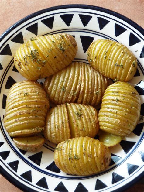 pommes de terre au four 224 la su 233 doise un grain de flolie