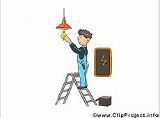 Électricien illustration gratuite Métier clipart