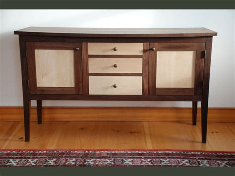 Maple Sideboards by Handmade Maple Walnut Shaker Sideboard Custom Made In