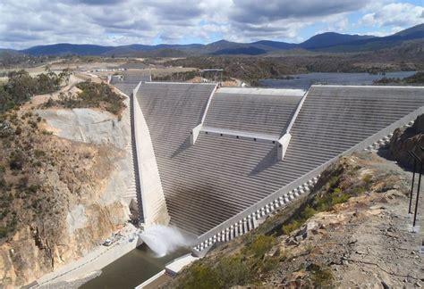 Cotter Dam   CE Construction Solutions