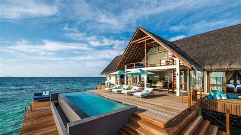 beautiful kitchen islands four seasons maldives the in luxury travelseelove