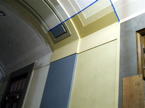 Paint Color Test Outer Lobby
