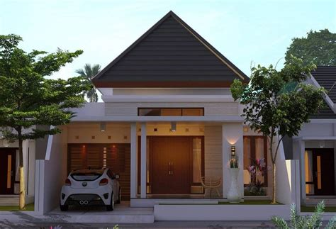 desain rumah minimalis mewah  lantai dawn hullender