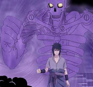 Sasuke Uchiha Susanoo
