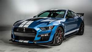 2020 Ford Mustang Shelby GT500 : First Production Car Sold at $1.1 Million ~ Hiptoro