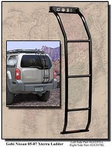 Have - Gobi Nissan Xterra Ladder - Gnxl