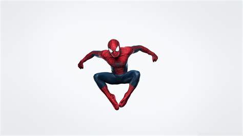 Spider Man Jumping 4k Hd Desktop Wallpaper For 4k Ultra Hd