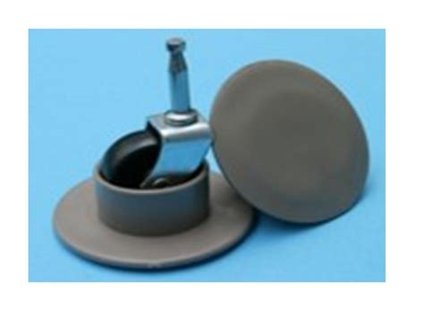 Bed Caster Cups by Set Of 4 Castor Cups For Wheeled Or Castors 40mm