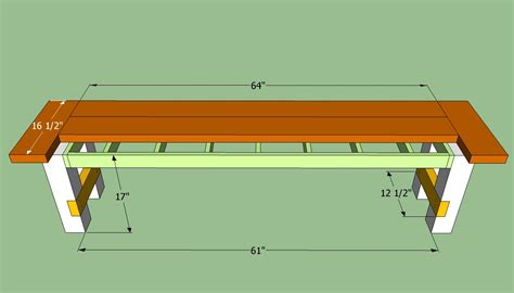 build a bench woodworking plans wooden bench projects pdf plans