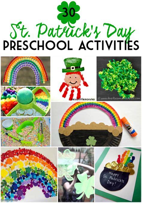 st s day activities for preschoolers elemeno p 718 | St.PattyActivities Title