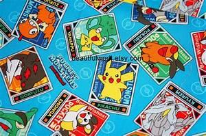 pokemon fabric