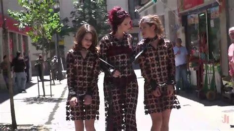 two sluts julia roca and silvia rubi are following the