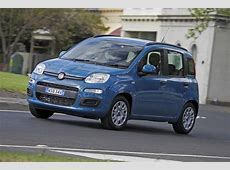 Fiat Panda Review photos CarAdvice
