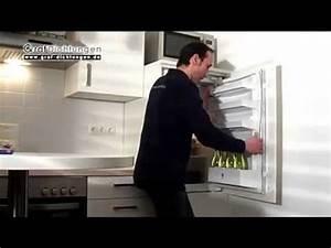 Kühlschrank Schlepptür Montieren : einbaufilm justage endanschlagfederung doovi ~ A.2002-acura-tl-radio.info Haus und Dekorationen