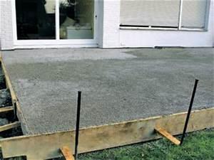 Terrassenplatten Reinigen Beton : so verlegen sie terrassenplatten aus naturstein bauhaus ~ Michelbontemps.com Haus und Dekorationen