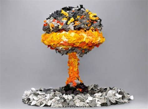 Amazing Sculptures Made By Recycled Objects   XciteFun.net
