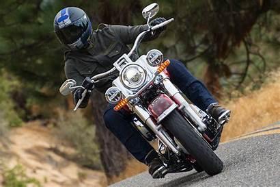 Harley Deluxe Davidson Softail Test Fast Reborn