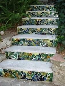 Mosaik Fliesen Außenbereich : mosaik im garten 13 bezaubernde designs mit schwung ~ Yasmunasinghe.com Haus und Dekorationen