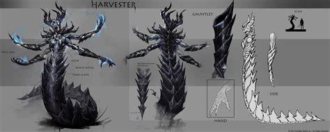 elder scrolls online concept art gamer guide