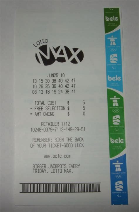 Texas Lottery Past Winning Numbers