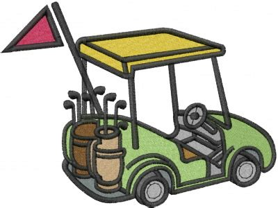 Golf Cart Clip Golf Cart Images Free Cliparts Co