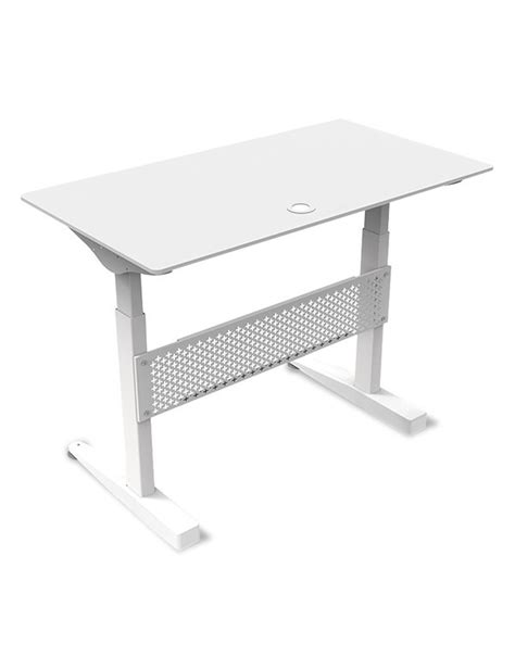 E-WIN Pneumatic Sit-Stand And Tiltable Gaming Desk with 1