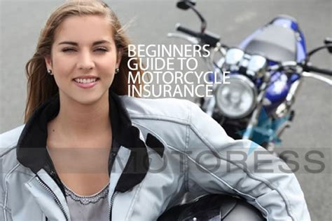 Beginners Guide To Motorcycle Insurance