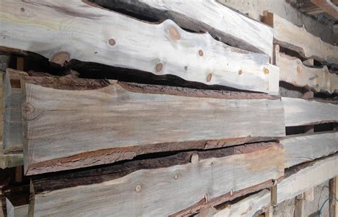 Beetle Kill Pine Lumber Boulder by Blue Stain Slabs Mountain Woodworks