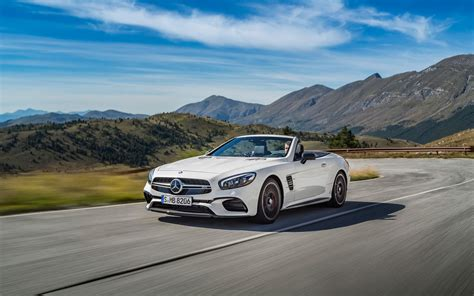 mercedes amg sl wallpapers high resolution
