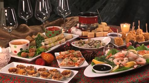 holiday entertaining ideas    food test kitchen