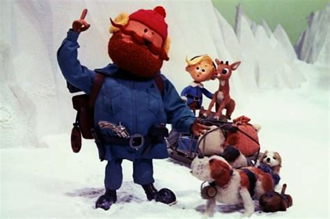 rudolph the red nosed reindeer 1964 review basementrejects
