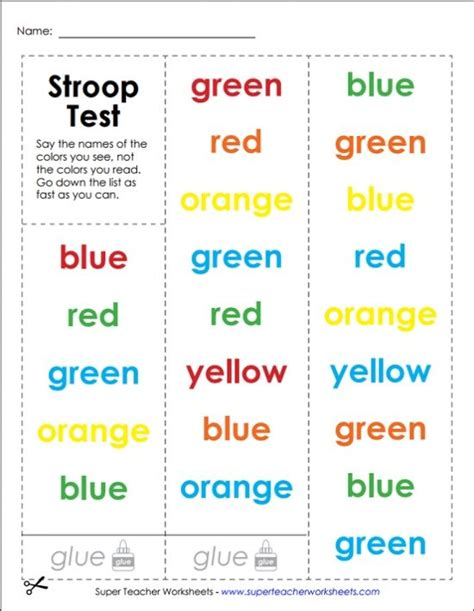 stroop color word test try out the stroop test this brain challenges you to