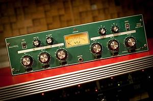Fully Restored Altec 1592b 5 Channel Microphone Preamp