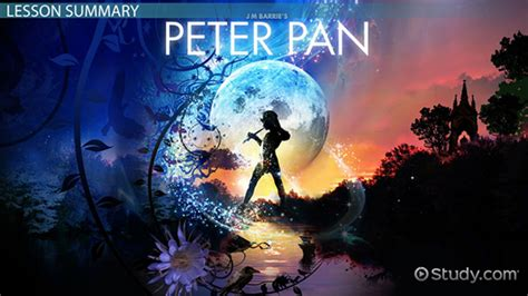 peter pan  jm barrie summary analysis video